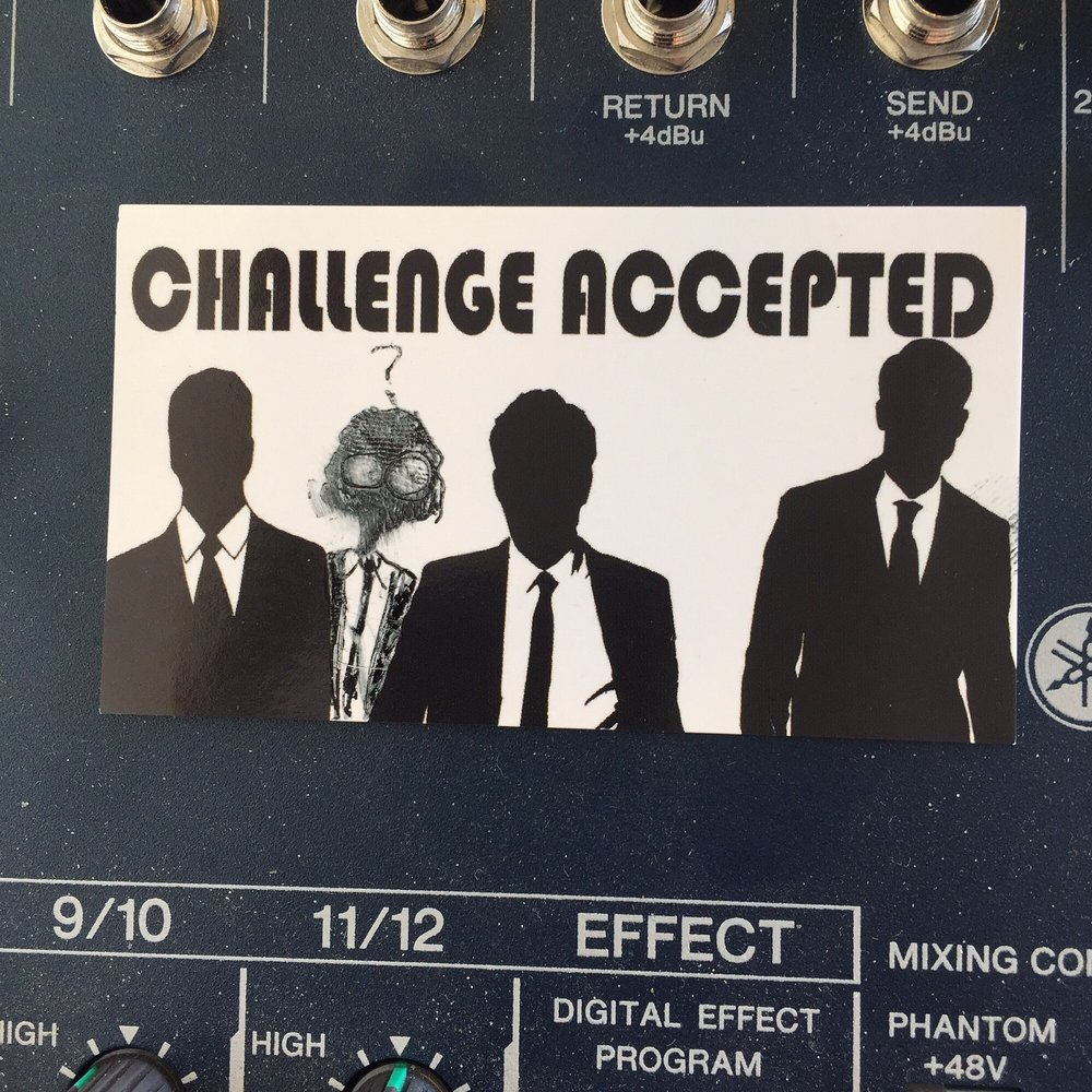 Challenge Accepted Music