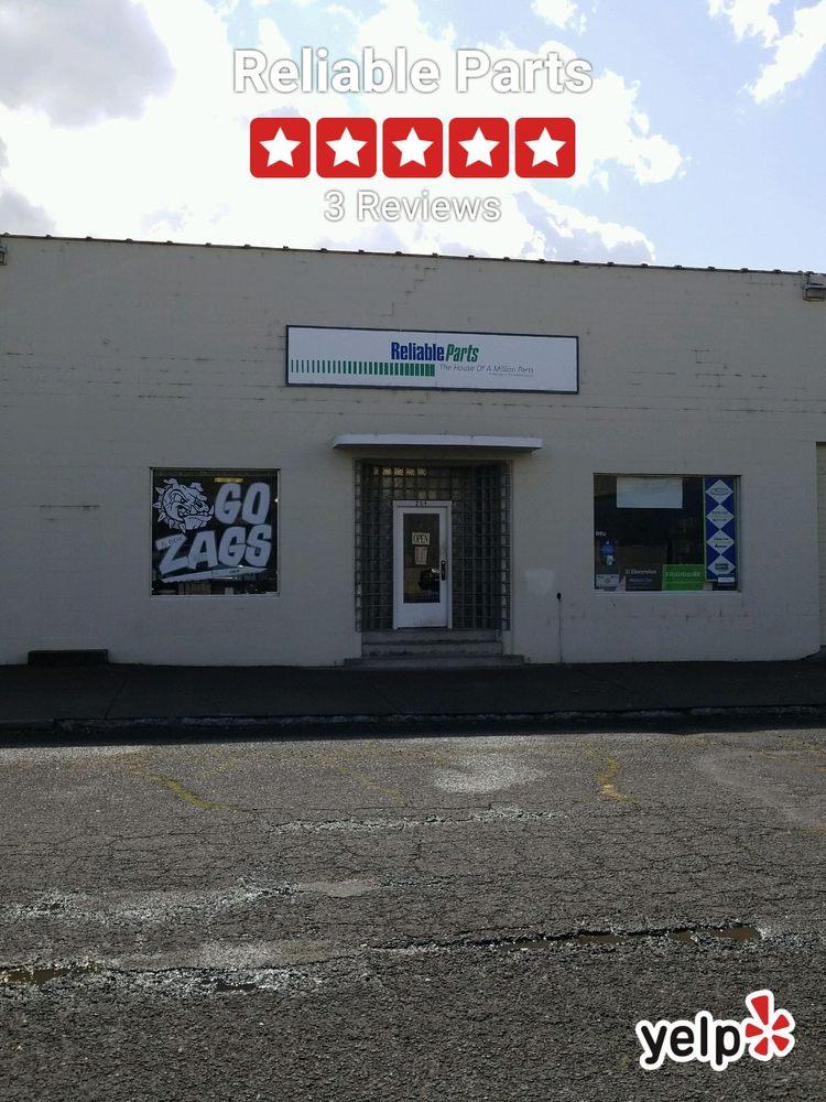 Reliable Parts: 204 E Augusta Ave, Spokane, WA