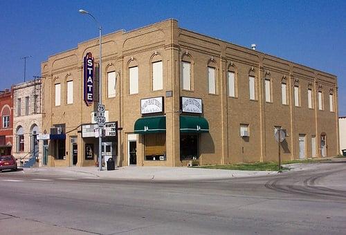 State Theater: 1221 J St, Auburn, NE