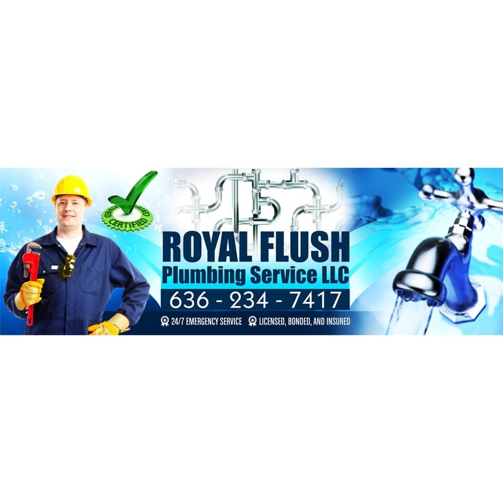 Royal Flush Plumbing Service: Sullivan, MO