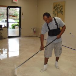 Photo Of Universal Tile Restoration Deerfield Beach Fl United States Marble Floors