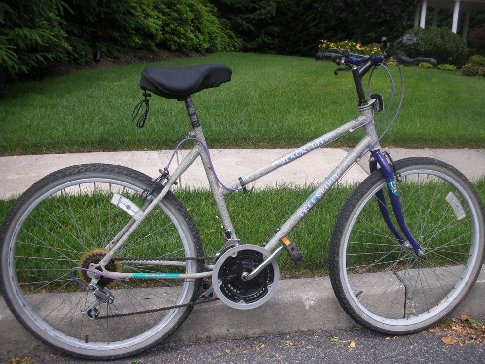 Free Spirit Black Hills Knobby Tires Mountain Bike Yelp