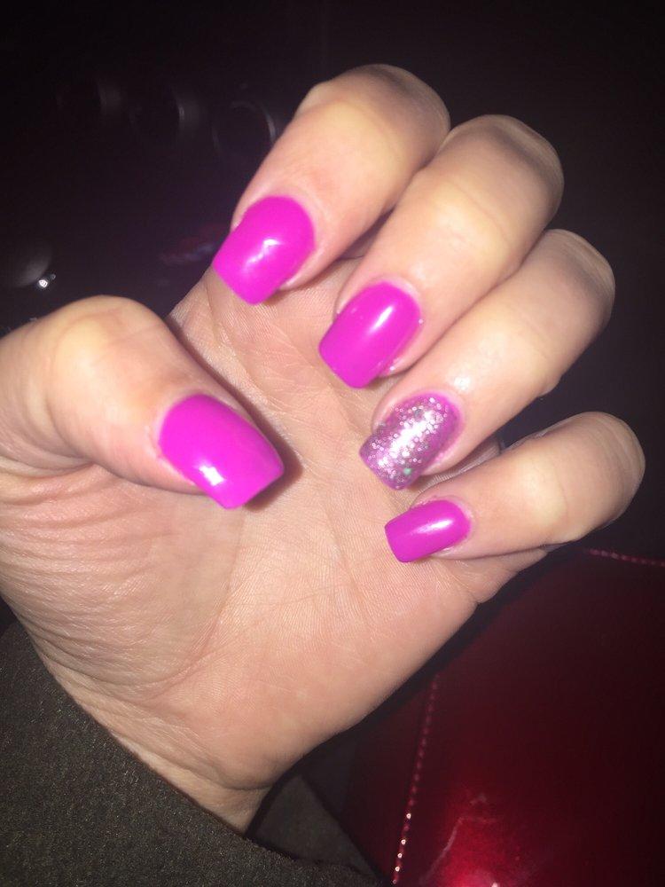Ann's Nails II: 7535 Linton Hall Rd, Gainesville, VA