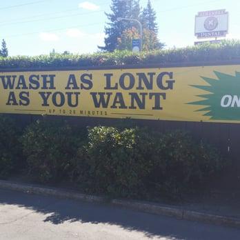 Drive Thru Car Wash Alhambra