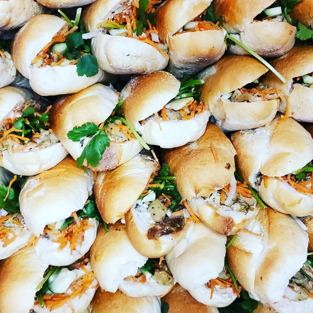 Food from Addictive Bánh Mì