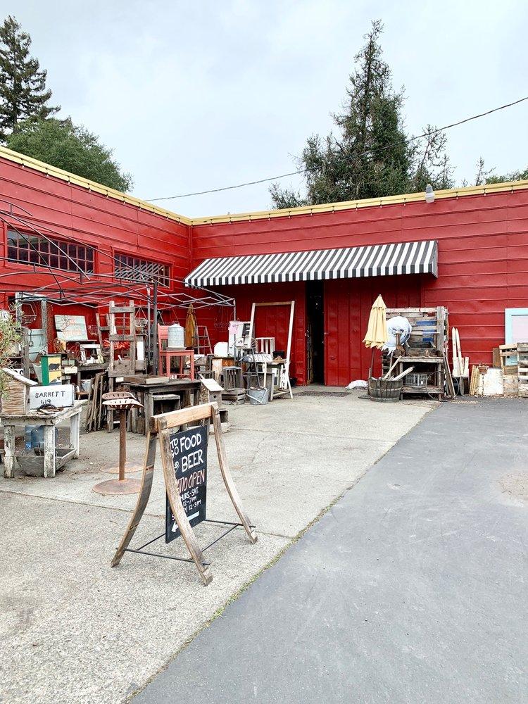 Gin'gilli's Vintage Home: 21079 Geyserville Ave, Geyserville, CA