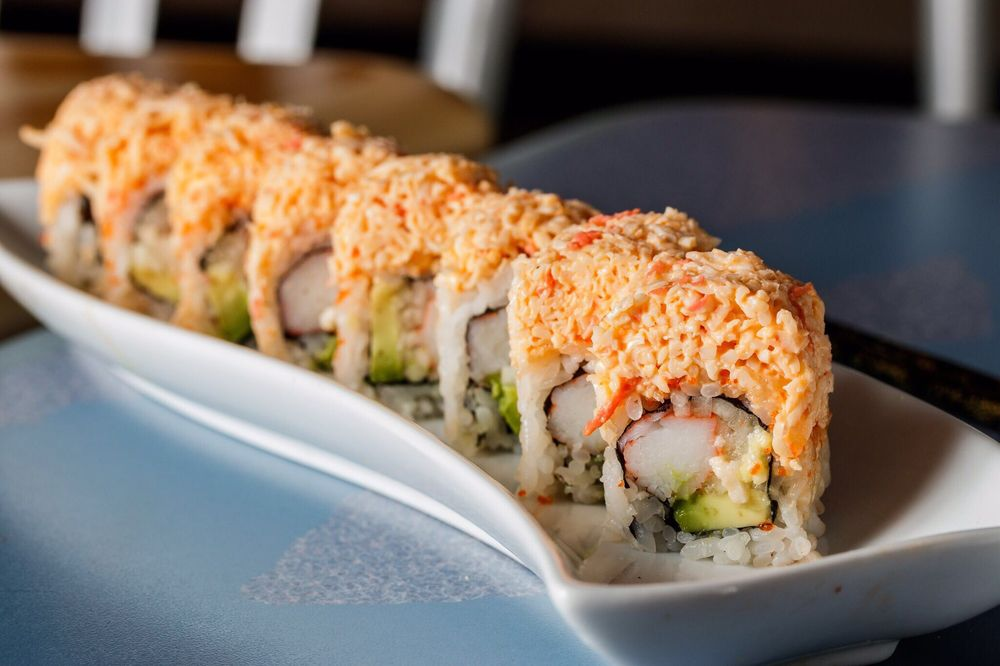 MX Sushi Bar: 6155 Eastex Fwy, Beaumont, TX