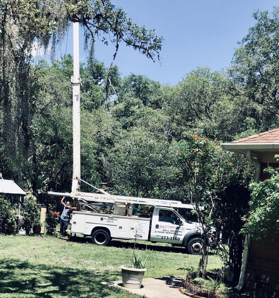 Patterson Well Drilling Co & Pump Service: 7222 Gardner St, Winter Park, FL