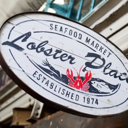 The Lobster Place - 75 9th Ave, Meatpacking District, New York, NY