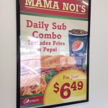 Mama noi s famous hot subs 14 photos 12 reviews for 4 t s diner rockingham nc