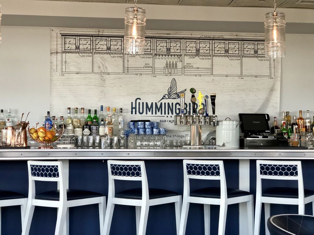 Hummingbird Bar And Kitchen Alexandria