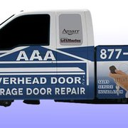 ... Photo Of AAA Overhead Door   Jacksonville, FL, United States. Service  Truck
