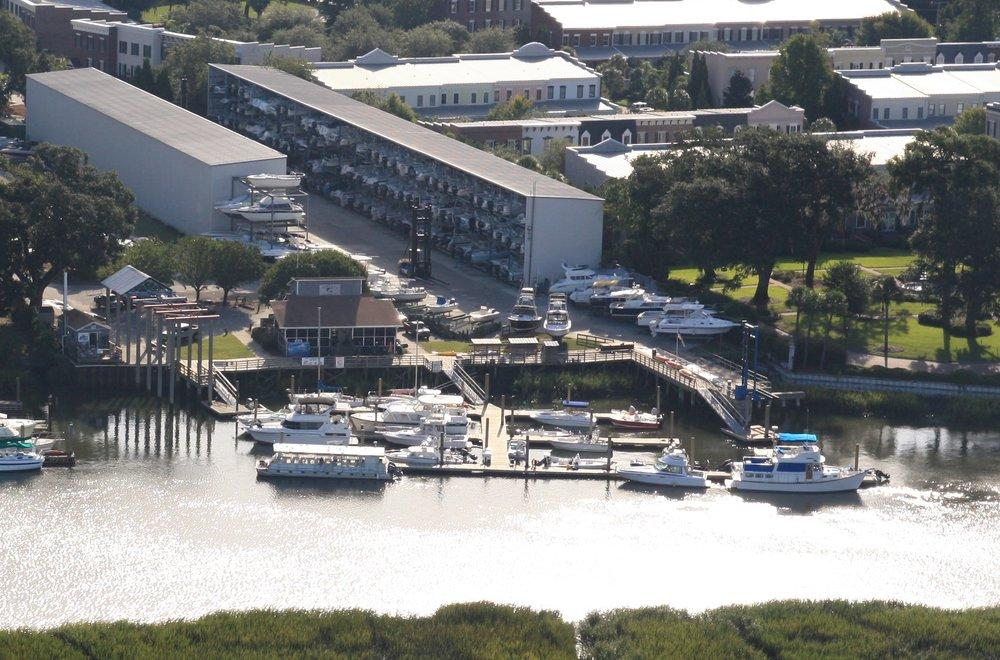 Hogans' Marina: 36 Wilmington Island Rd, Savannah, GA