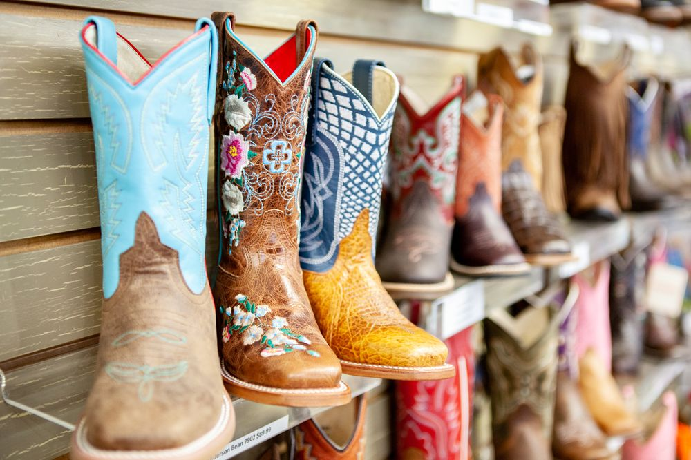 Blair's Western Wear: 4230 Sherwood Way, San Angelo, TX