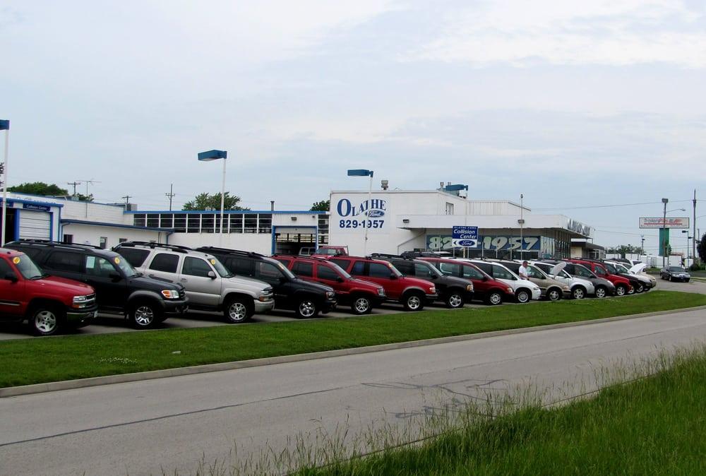 Used Car Dealers In Olathe Ks