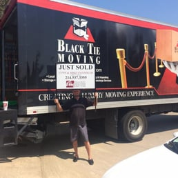 moving company fort worth tx