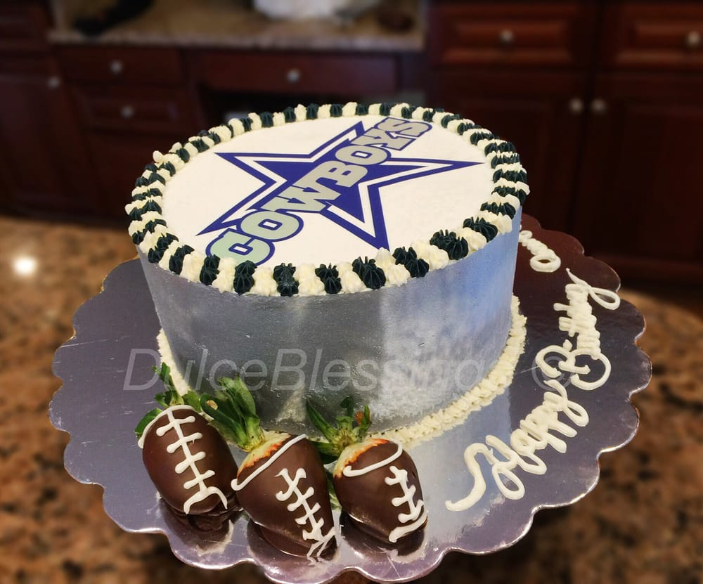 All Buttercream Cake Dallas Cowboys Red Velvet With Cream Cheese