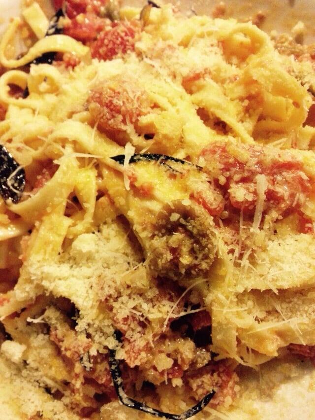 Fettuccine Mario