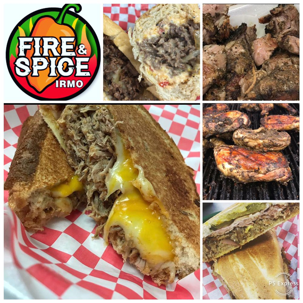Fire and Spice Irmo: 7971 N Woodrow St, Irmo, SC