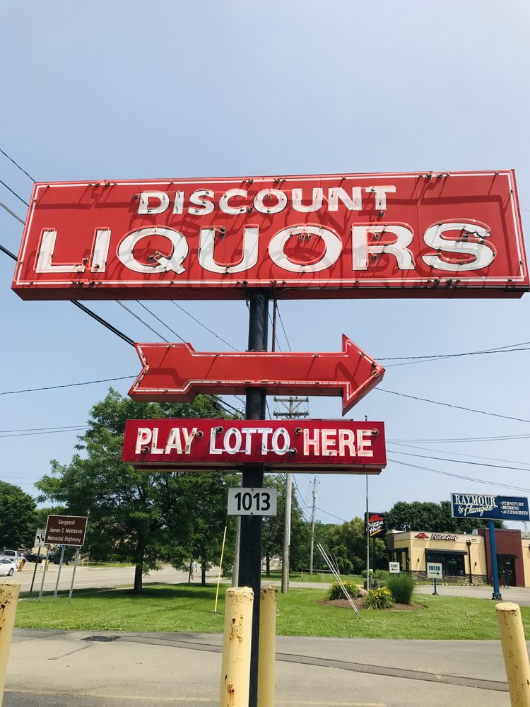 Evans Wines & Liquor: 1013 Fairmount Ave, Jamestown, NY