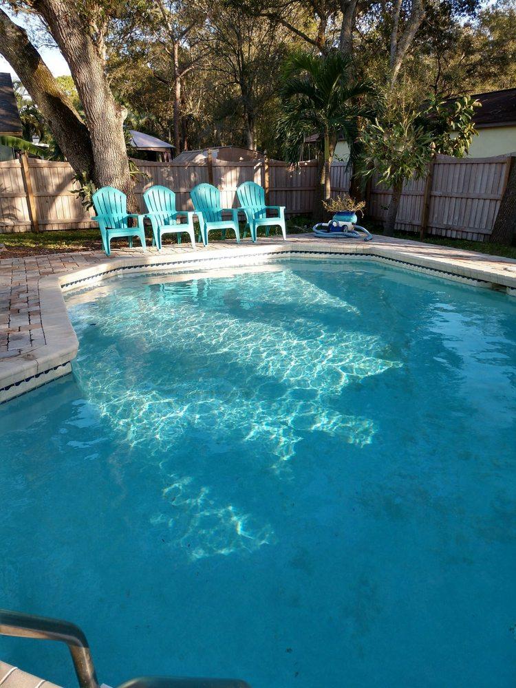 Chlorine King Pool Service: 11125 Park Blvd N, Seminole, FL