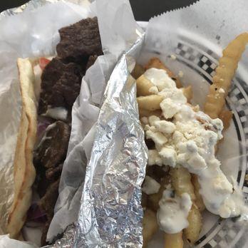 Fresh Greek Grill - 25 W University Blvd, Silver Spring, MD - 2019