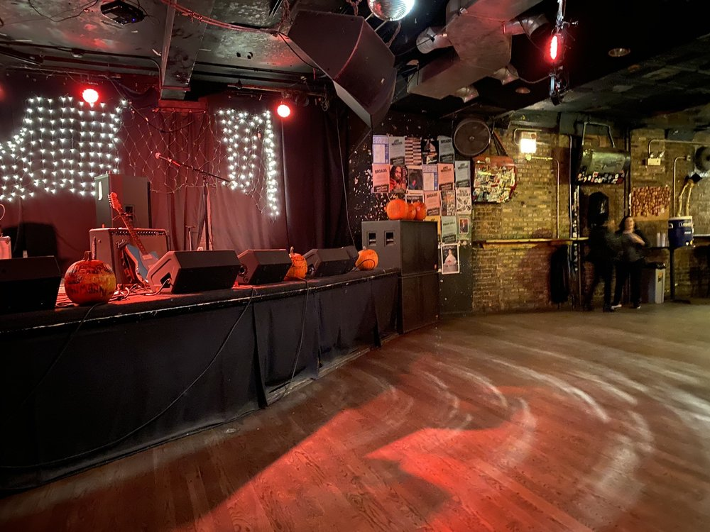 The Empty Bottle: 1035 N Western Ave, Chicago, IL