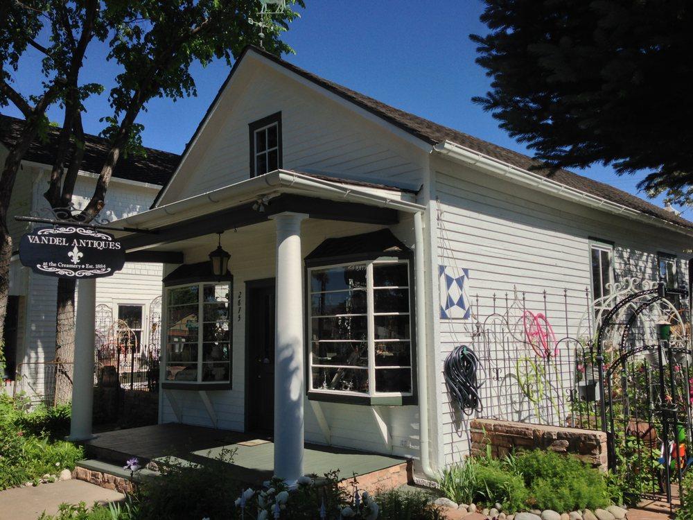 Vandel Antiques: 2675 W Alamo Ave, Littleton, CO