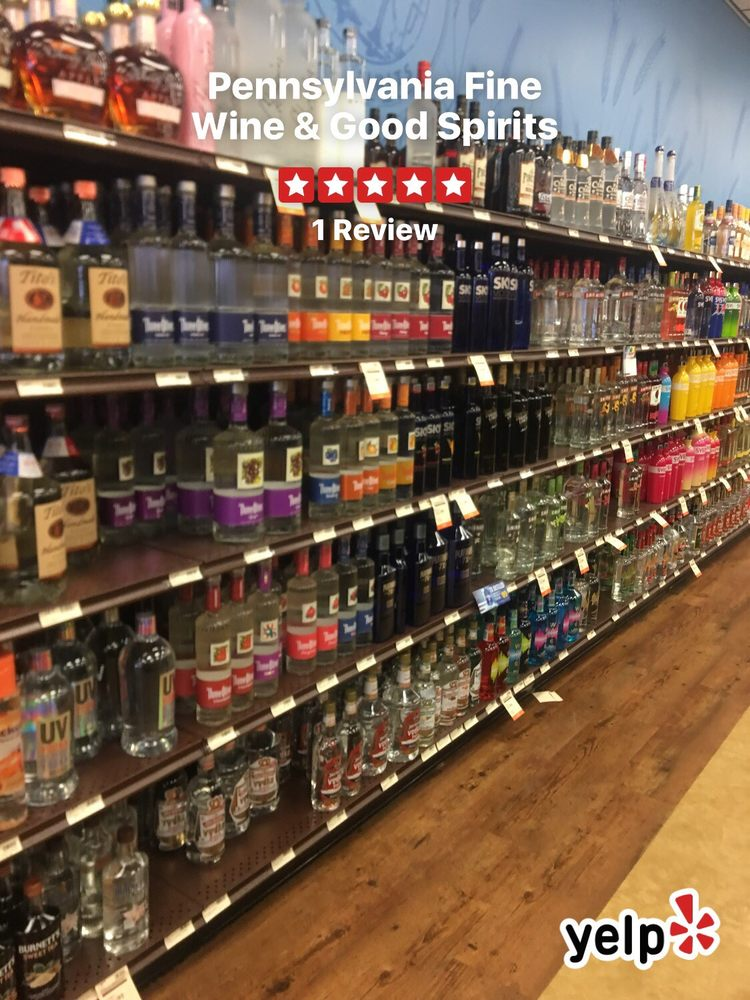 Pennsylvania Fine Wine & Good Spirits: 322 Lincoln Ave, East Stroudsburg, PA