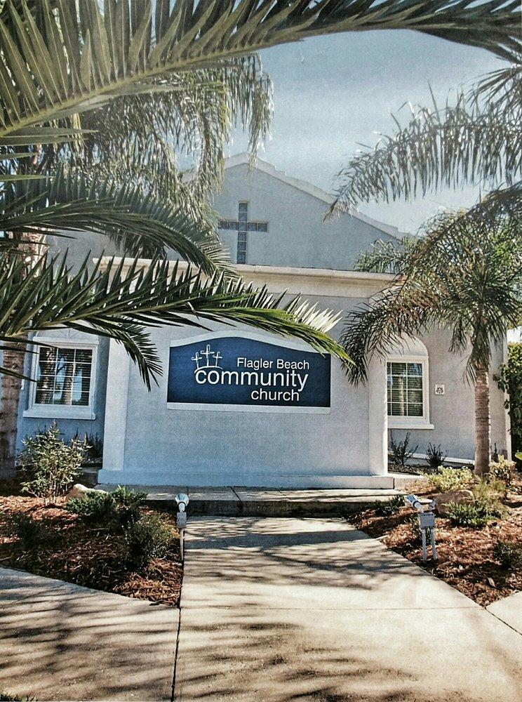 Flagler Beach Community Church: 915 S Daytona Ave, Flagler Beach, FL