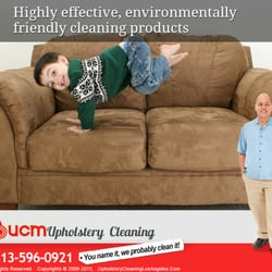 Photo Of UCM Upholstery Cleaning   Los Angeles, CA, United States