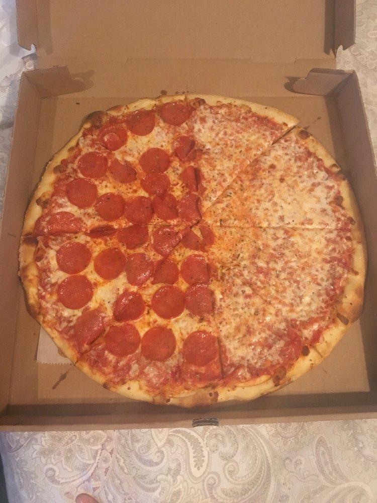 Deli & Pizza Shop: 1131 Cooper St, Beverly, NJ