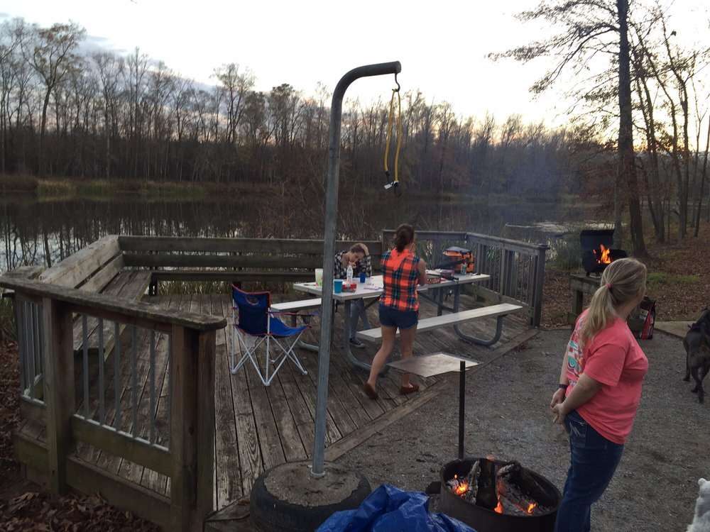 Jennings Ferry Campground: 1001 Jennings Ferry Rd, Akron, AL