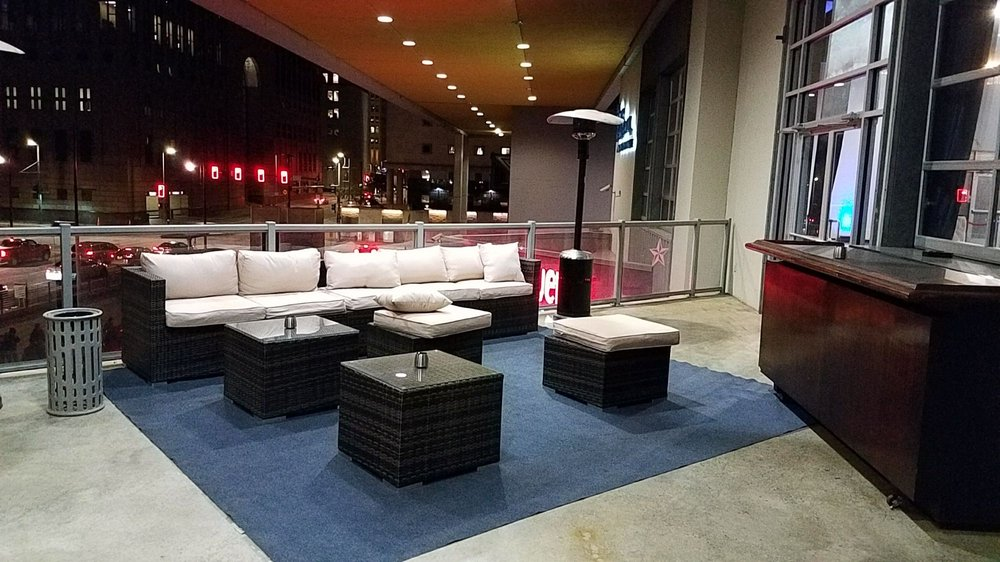 Wouldn T You Want To Host A Happy Hour On The Balcony Yelp