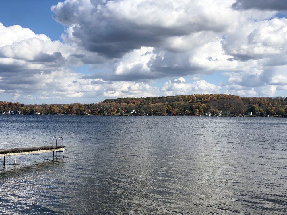 Conesus Lake: E Lake Rd, Livonia, NY