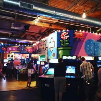 Raleigh Arcade Bar - YouTube