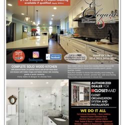 Ordinaire Photo Of Elegant Kitchens And Bath   Orange, CA, United States. OUR AD
