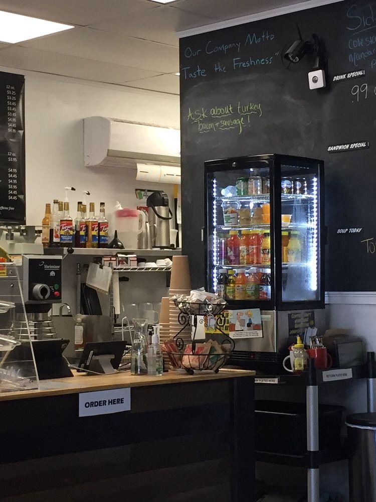 East Main Street Coffee Shop: 6526 Main St, New Port Richey, FL