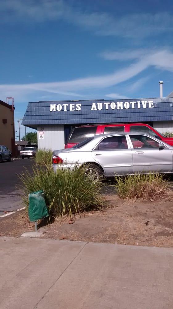 Mote's Automotive: 130 Railroad Ave, Antioch, CA