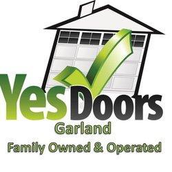 Photo of Yes Doors - Garland TX United States  sc 1 st  Yelp & Yes Doors - Garage Door Services - Garland TX - Phone Number - Yelp