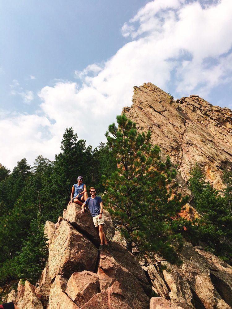 Boulder Flatirons: 50 Baseline Rd, Boulder, CO