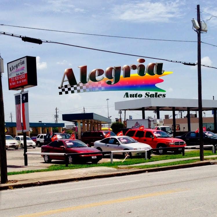 Alegria Auto Sales