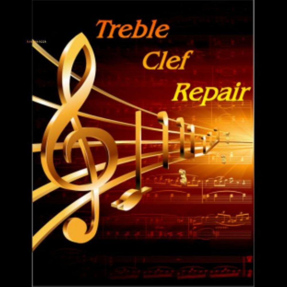Treble Clef Repair: Schenectady, NY