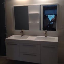 Bathroom Vanities Jericho Turnpike glamour tile - 22 photos - flooring - 344 jericho tpke, mineola
