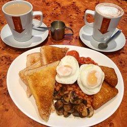 Cafe Aroma Cardiff Menu