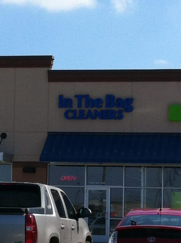 In the Bag Cleaners: 1636 N Rock Rd, Derby, KS
