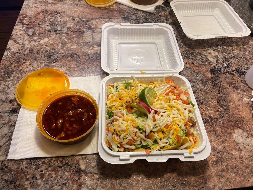 El Mexireno Restaurant: 5494 Saint Barnabas Rd, Oxon Hill, MD