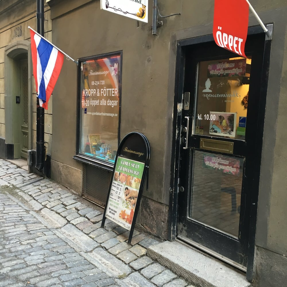 naramon thaimassage hälsa massage södermalm