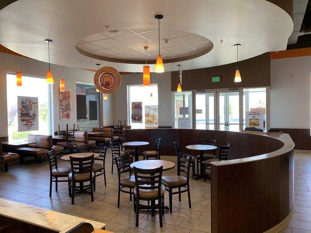 A&W Restaurant: 6030 West 20800 N, Plymouth, UT