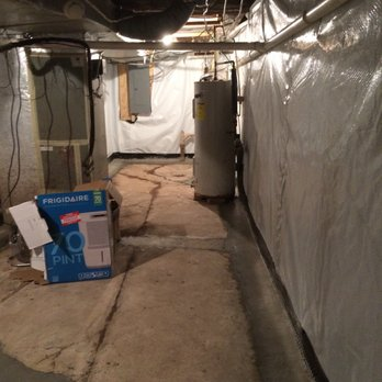 Luxury Installing Vapor Barrier In Basement